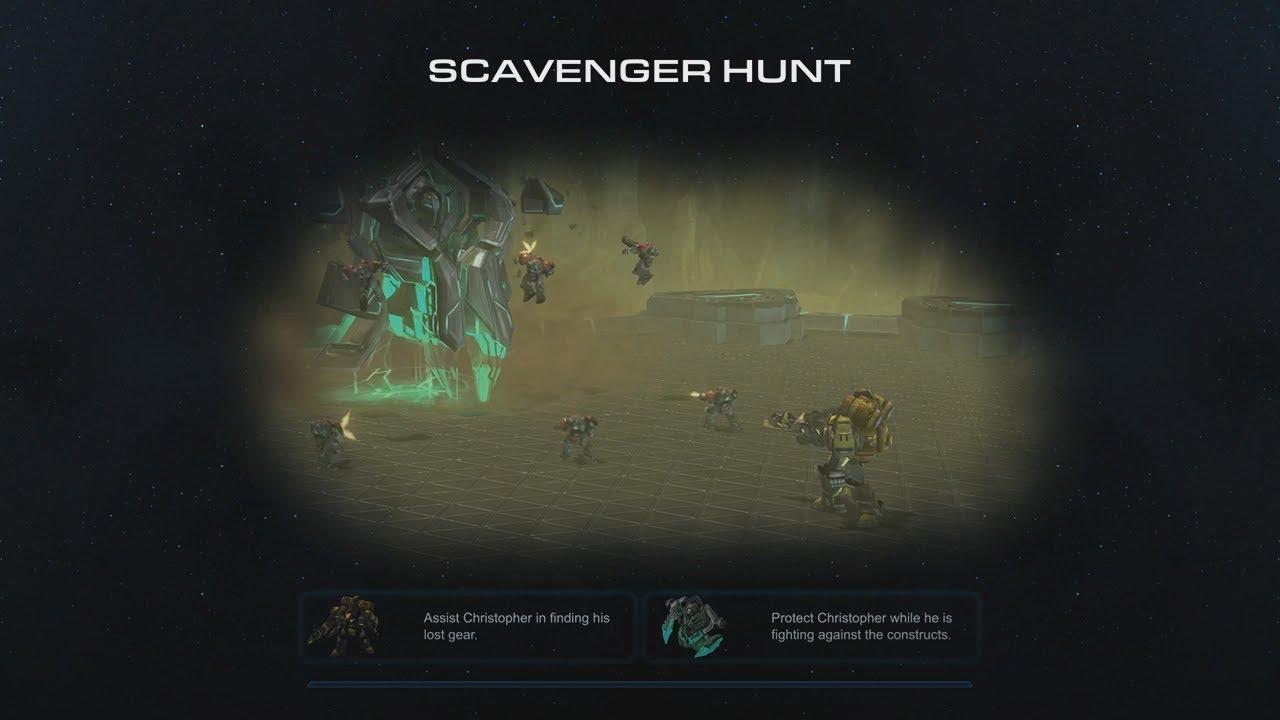 Scavenger Hunt - COOP MAP - Rock The Cabinet 2017 Contest ...
