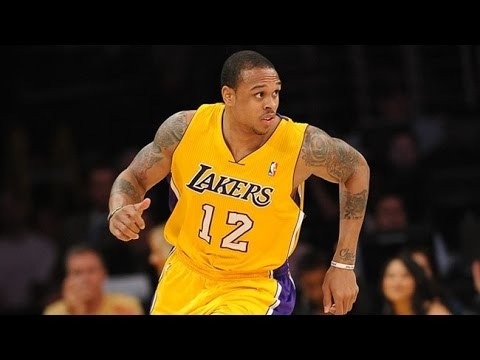 Shannon Brown's Top 10 Dunks Of His Career