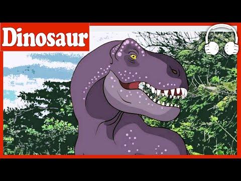 The T-REX Song (The Tyrannosaurus Rex Song) | Dinosaur Sing Along - Muffin Songs Original