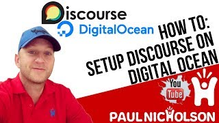 How To Setup Disc๐urse On Digital Ocean Build Your Own Forum/Community