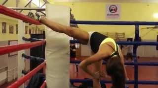 Тайский бокс ТРЕНИРОВКИ  В БАРСЕ