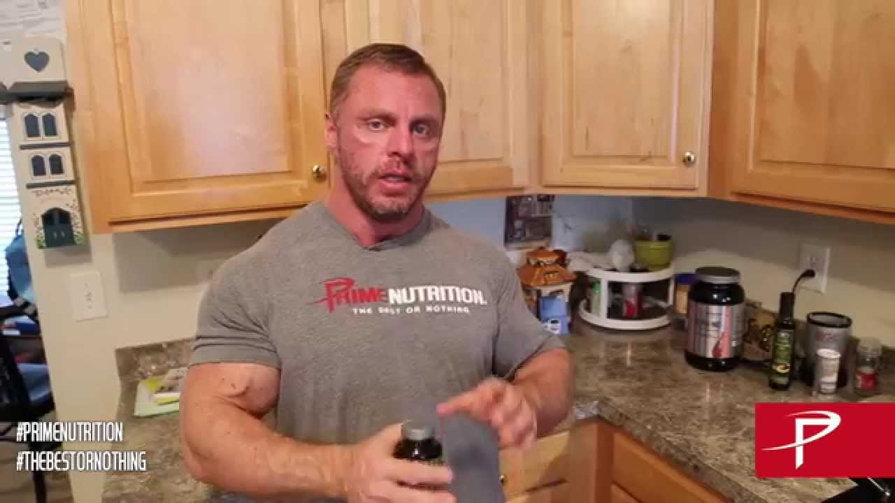 prime nutrition presents partition md simplified by john