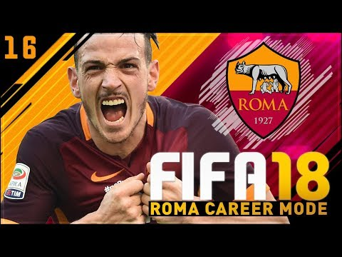 FIFA 18 Roma Career Mode S2 Ep16 - NEW WINGER SIGNS!!