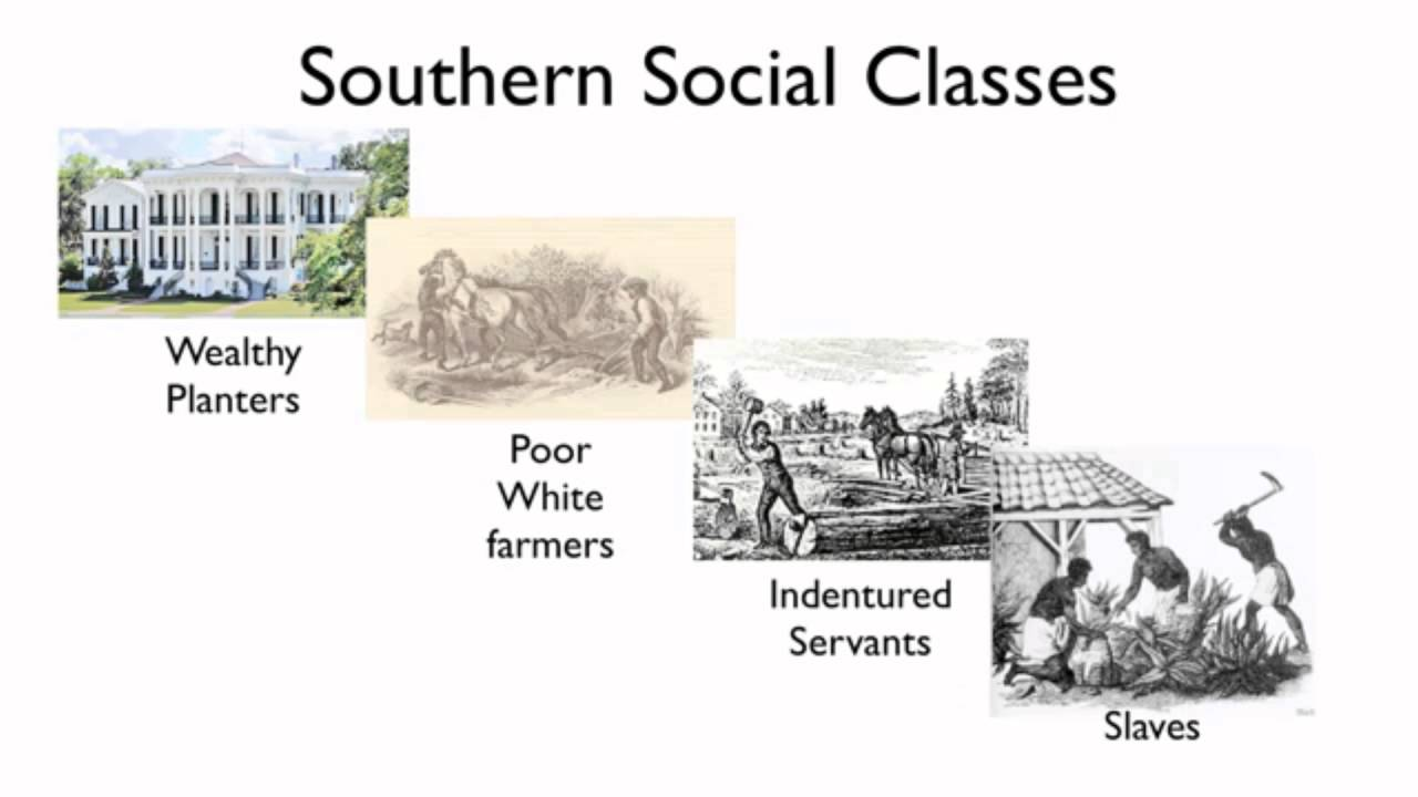 What Were The Social Classes In The Southern Colonies ...