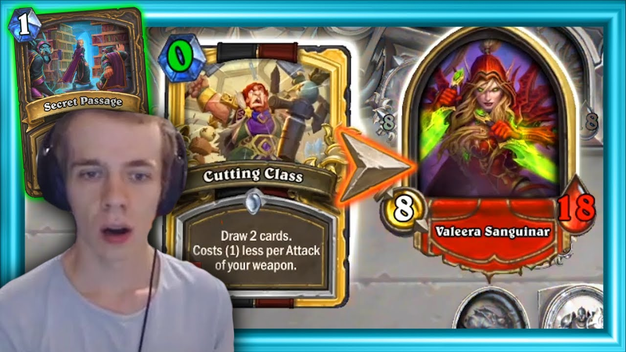 These Cards Are NUTS! Completely Changed the Game!! (Hearthstone: Scholomance Academy)