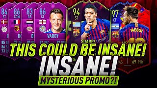 THIS COULD BE INSANE!