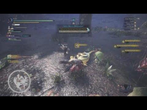 Witness My SUMO SLAP! [Tempered Quest] (Monster Hunter: World)