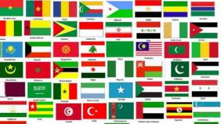 57 Flag of Muslim Country