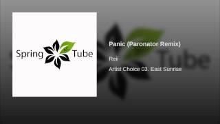 Panic (Paronator Remix)