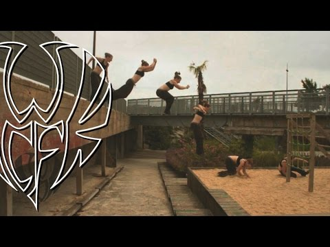 Charlotte Chacatouille ¤ Parkour Girl ¤ Around the World