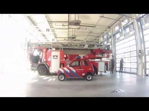 brandweer van de toekomst actiefilm