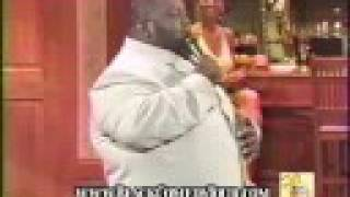 Lavell Crawford- Problems