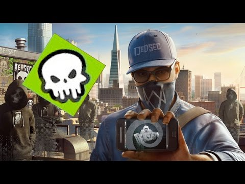 Watch Dogs 2 - Hoover Tower: Stanford University - Key Data
