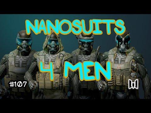PROBANDO LOS NANOSUITS GRATIS EN WARFACE  - #107 - Gameplay Español thumbnail