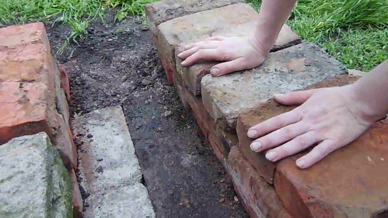 Мангал попроще своими руками фото 914