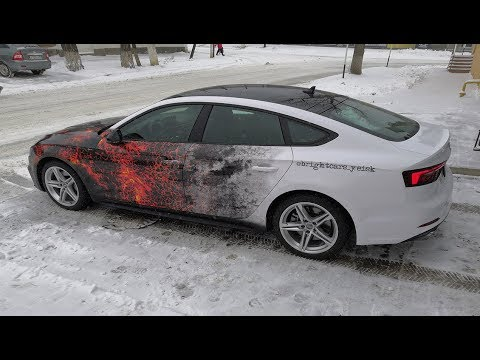 Audi A5 | Автовинил | Bright Cars | Ейск