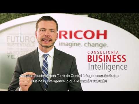Solución De Consultoría Empresarial De Ricoh Colombia - Torre De Control
