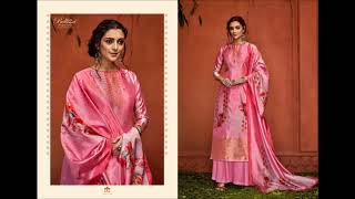 NAYAAB | BELLIZA DESIGNER | PARTYWEAR COLLECTION & OCCASIONAL WEAR SUITS | COLOURFUL COLLECTION