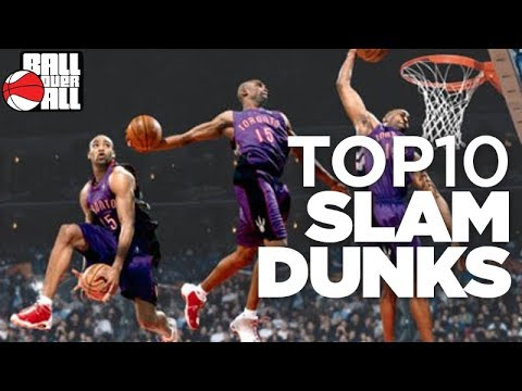 Top 10 Dunk Contest Dunks Of The 2000's - BallOverAll