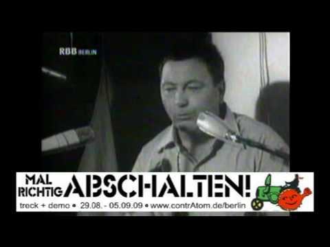 Kommentar des Neuss Deutschland zur Anti Atom Demo Berlin 2009