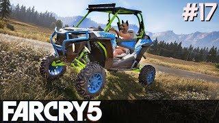 FAR CRY 5 Gameplay PL [#17] Mamy SUPER Quada /z Skie