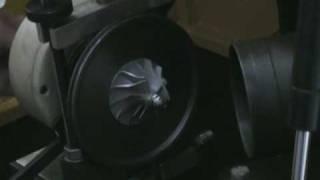 видео Как отбалансировать турбину?
