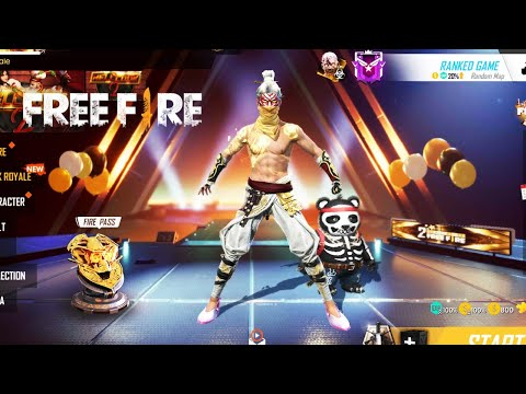 🔴 Free Fire Live - Squad Top Global !!Rush GamePlay