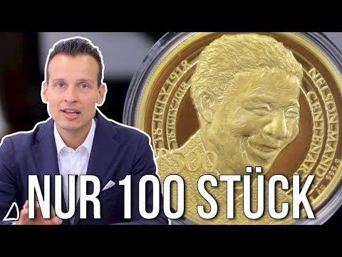 1 Unze Goldmünze