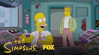 Homer Is Obsessed With A Painting | Season 29 Ep. 12 | THE SIMPSONS