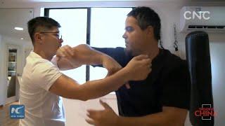 Trending China: Italian man teaches Wing Chun in Shanghai