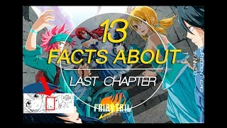 13 Things You Didn't Know About The End Of Fairy Tail (Probably)