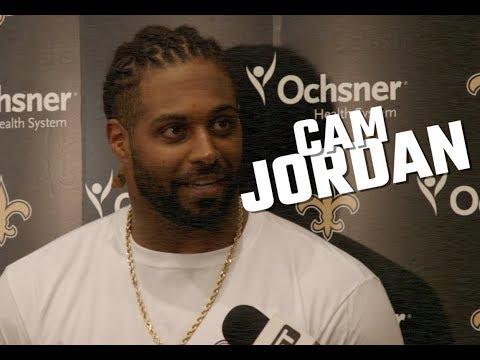 Saints' Cam Jordan talks Joey Bosa, Melvin Ingram and other NFL pass rushers