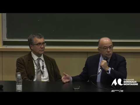 """Bernard Cazeneuve, """"L'exercice du pouvoir"""""""