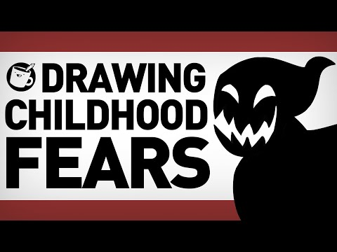Drawing Our Childhood Fears