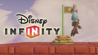 Disney Infinity - Super Sidescroller Toy Box Level Showcase - Gameplay (hd)