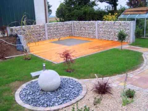 feuerschale und gartenkamin als blickfang – 50 ideen für, Garten und erstellen