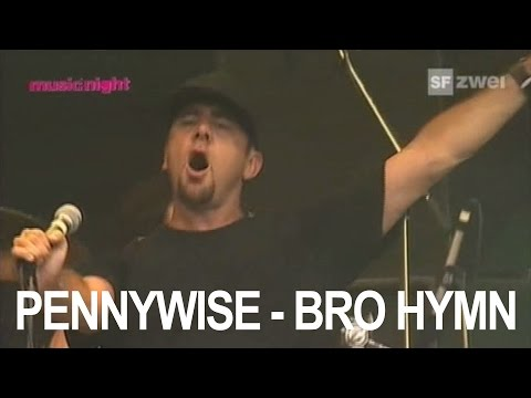 Pennywise - Bro Hymn (live at Gampel Open Air)