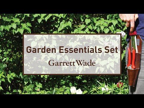 Garden Essentials Set Demo