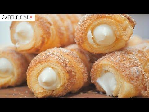 Cornet Pie 🐚 코로네 파이 [FOOD VIDEO]  [스윗더미 . Sweet The MI]