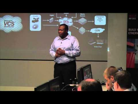 Brocade VCS Fabrics in the Real World