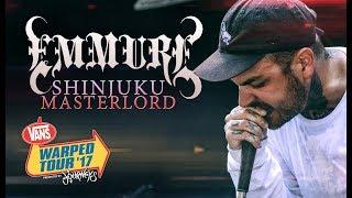 """Emmure - """"Shinjuku Masterlord"""" LIVE! Vans Warped Tour 2017"""