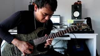 Ibanez Flying Fingers 2017 - Aryz Bulo (Indonesia)