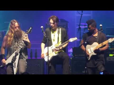 Frankenstein Steve Vai & Bettencourt & Zakk Wylde@Count Basie Red Bank, NJ 5916