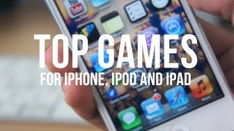 Top 5 Best FREE Games For iOS8 iPhone - iPod - iPad 2014