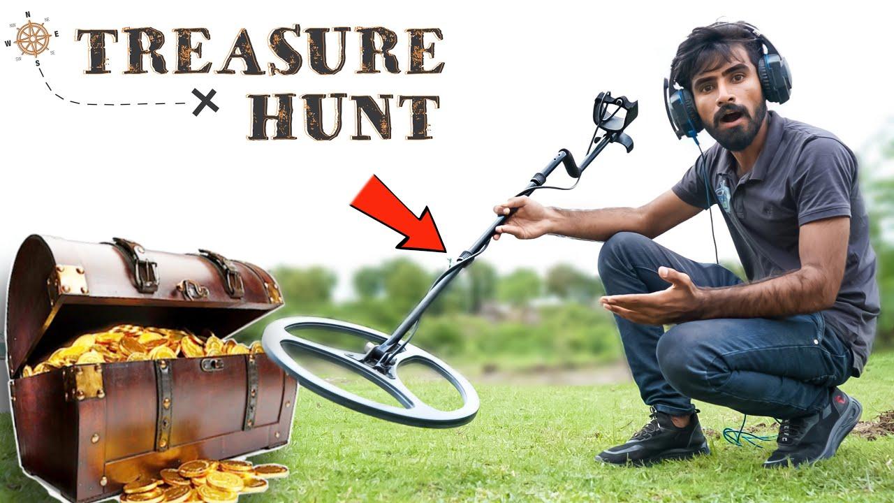 Treasure Hunting - खजाना ढूंढते हुए मिला कुछ अजीब चीज़े 😲 With Metal Detector - Part 2
