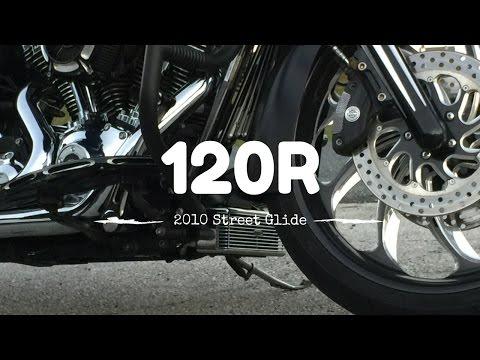 Street Glide 120R HD Motor