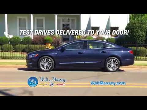 Walt Massey Chevrolet Buick GMC August Commercial