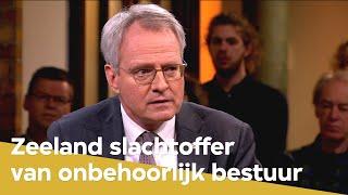 Geen kazerne in Vlissingen | CvdK Zeeland Han Polman | Buitenhof