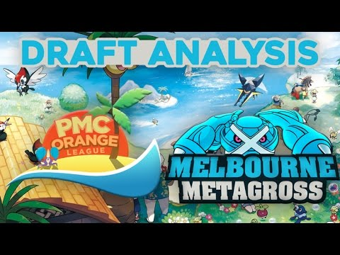 PMC Orange League Draft Analysis