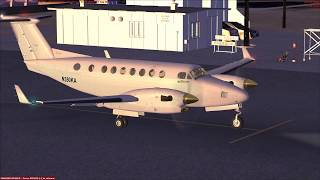 FSX Doherty's Difficult and Dangerous Approaches Japan - Minami Torishima II  (RJAM) 南鳥島航空基地